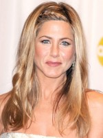 Jennifer Aniston Hairbraids