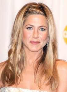 Jennifer Aniston Hairbraids