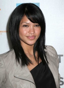 woman hairstyle medium