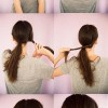 Easy hairstyle for city ​​girls